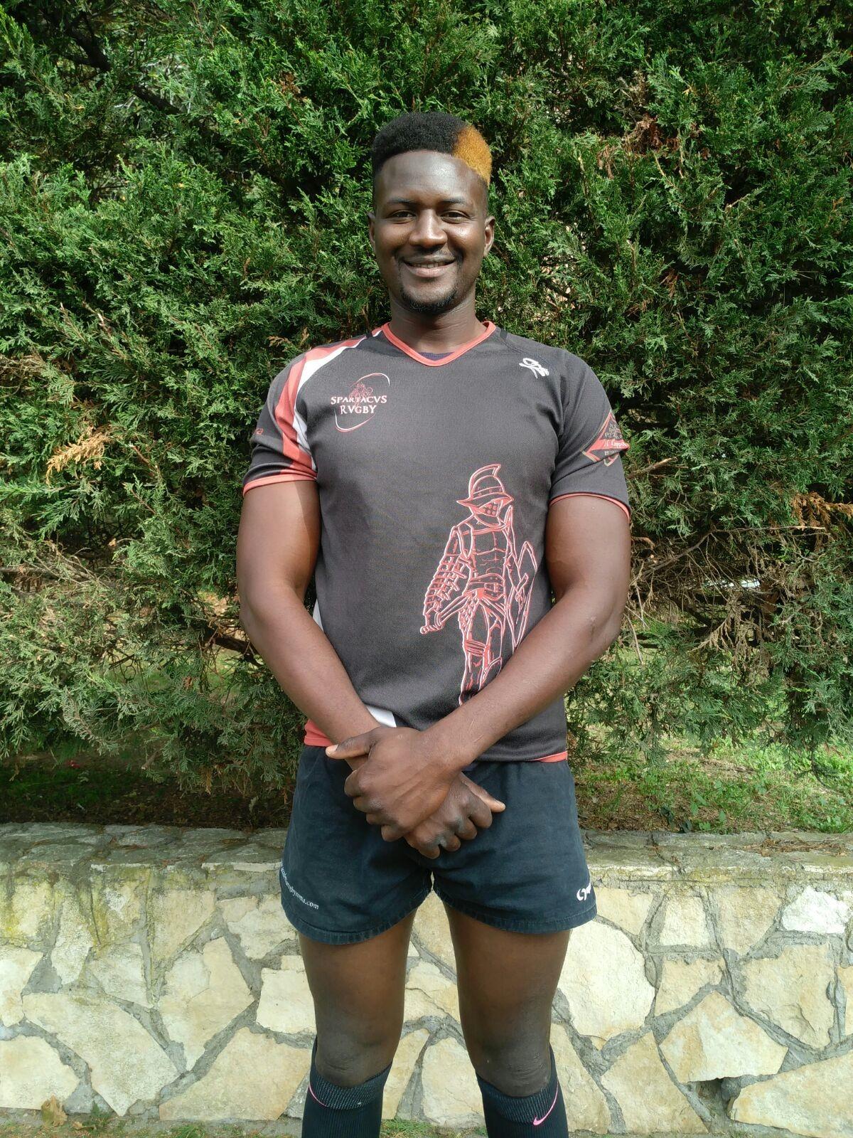 Musa Jaiteh – I am Spartacus