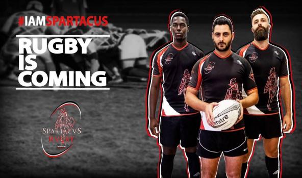 Lo Spartacus Rugby Social Club riparte…