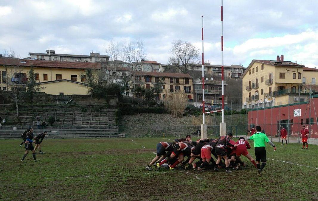 Lo Spartacus Rugby Social Club risale la classifica con un'altra vittoria