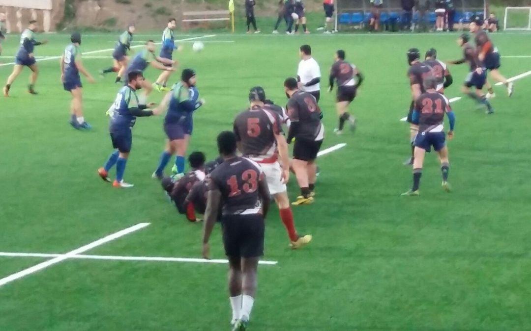 Una dura domenica sportiva per lo Spartacus Rugby Social Club
