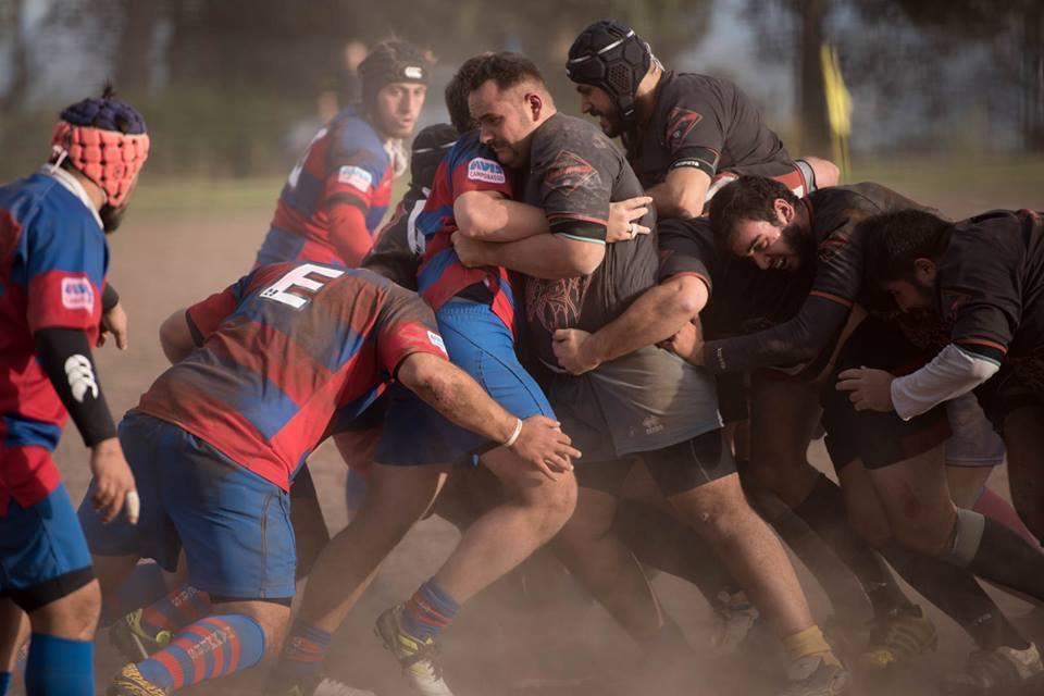 Spartacus Rugby Social Club vs Hammers Campobasso: domenica e' scontro diretto