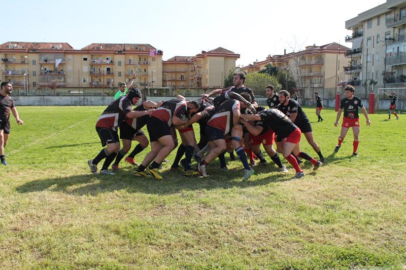 Ritorna la vittoria in casa Spartacus Rugby Social Club
