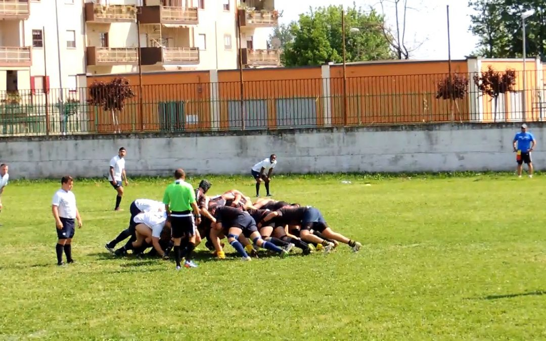 Lo Spartacus Rugby Social Club doma i Nato Lions