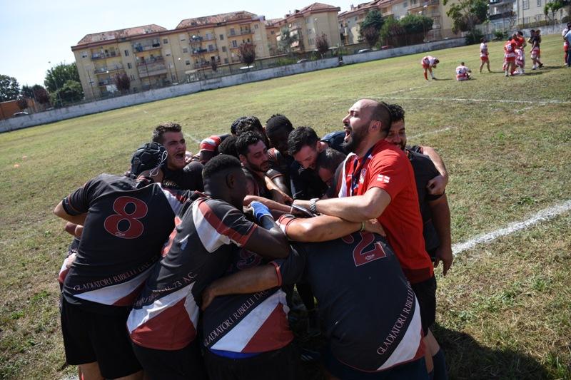 Spartacus, tesserati altri 4 giocatori in attesa dell'inizio del torneo di C2