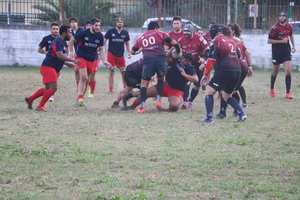 Spartacus cerca il riscatto a Sarno, contro i Baliano Tales Rugby